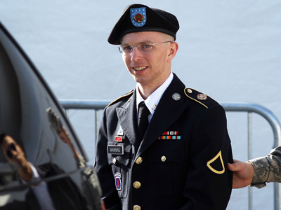 Army admits to investigating Bradley Manning supporters