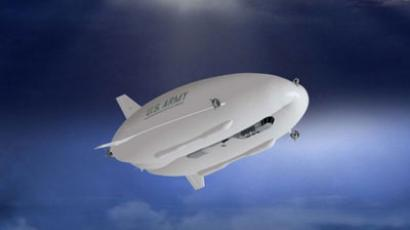 Super-zeppelin: Revolutionary airship may become cargo-carrying champion (VIDEO)