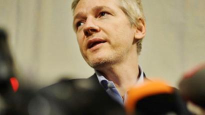 UNITED KINGDOM, London : WikiLeaks founder Julian Assange speaks during a press conference at the Frontline club in London, on January 17, 2011. (AFP Photo / Ben Stansall)