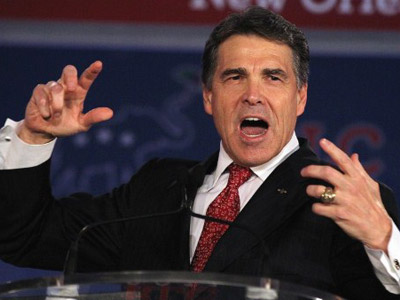 Atheists sue Gov. Perry for prayer rally