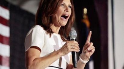 Michele Bachmann  (Chip Somodevilla / Getty Images / AFP)