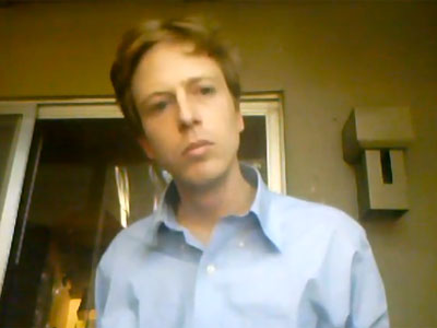 Feds after Anonymous' Barrett Brown again, this time on evidence charge