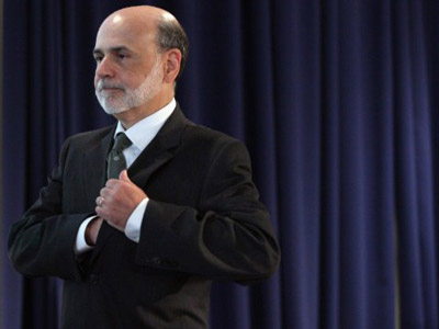 Bernanke admits jobs problem is a national crisis - and the FED can't do much