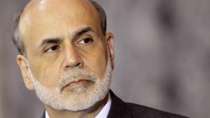 United States, Washington: Ben Bernanke (AFP Photo / Alex Wong)