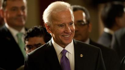 US Vice-President Joe Biden.(AFP Photo / Pedro Pardo)