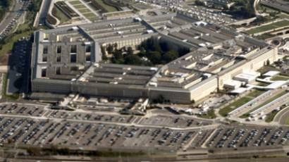 An aerial view of the Pentagon in Washington (Reuters/Jason Reed)