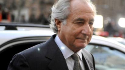 Bernard Madoff (AFP Photo / Stephen Chernin / Getty Images)