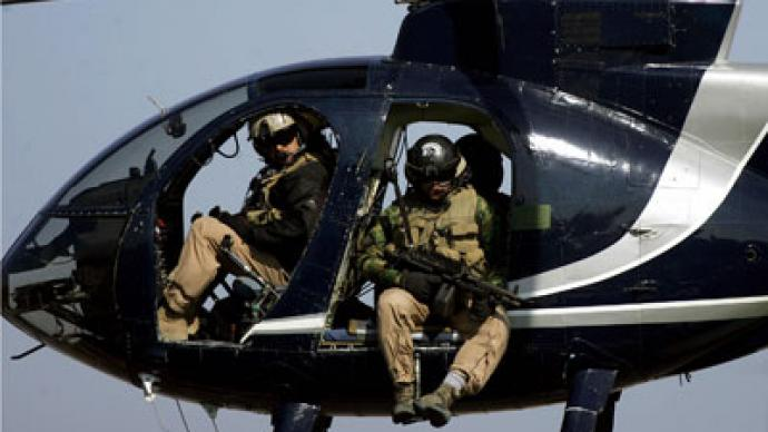 blackwater be es new landlord in afghanistan for us special forces
