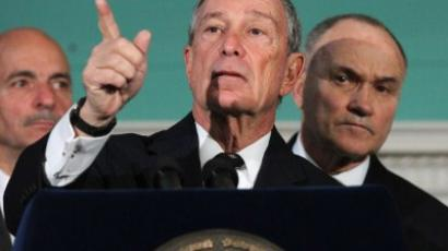 Michael Bloomberg (Spencer Platt / Getty Images / AFP)
