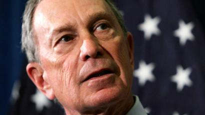 Michael Bloomberg (Reuters / Mary Altaffer / Pool)