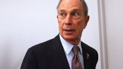 New York City Mayor Michael Bloomberg (Spencer Platt / Getty Images / AFP)