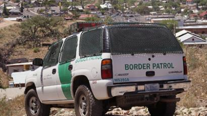 US Border Patrol (AFP Photo / John Moore)