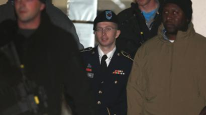 Treated like 'a caged animal': Manning breaks silence in WikiLeaks hearing