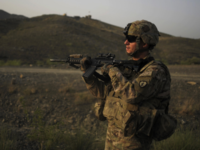 Afghan War veterans in danger of mysterious degenerative brain disease