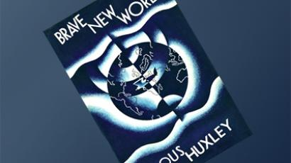 "Huxley's ""Brave New World"" is among the books Americans attempted to ban in 2010."