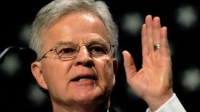 "Former Louisiana Gov. Charles Elson ""Buddy"" Roemer, III (Steve Pope / Getty Images / AFP)"