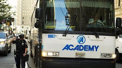 A New York City Bus (AFP Photo / Don Emmert)