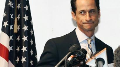Anthony Weiner (AFP Photo / Timothy A. Clary)