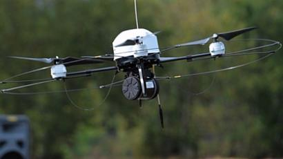 Cop cars to be replaced with drones by 2025