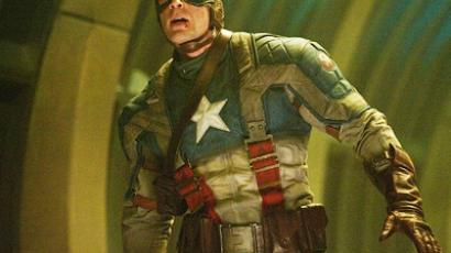 "Snapshot from movie ""Captain America: The First Avenger"""
