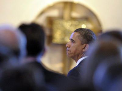 Catholic Church ready to declare war on Obama