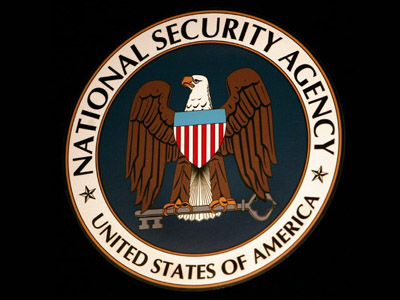 The logo of the National Security Agency (AFP Photo / Paul J. Richards)