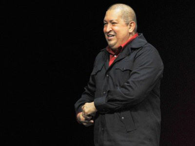 Chavez discusses America's hottest export: cancer