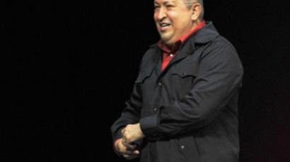 Ahmadinejad meets Chavez amidst standoff with West