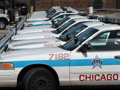 Chicago police prepare for NATO Summit with riot gear and sound cannon