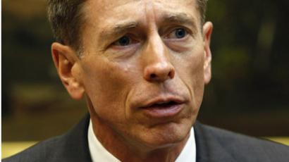Central Intelligence Agency Director David Petraeus (Reuters/Jason Reed)