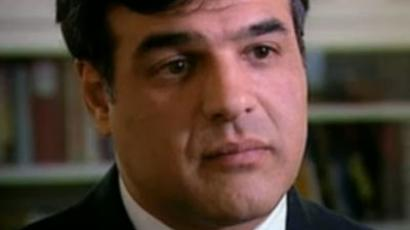 Former Central Intelligence Agency officer John Kiriakou.(Screenshot from YouTube user Healingitnow1)