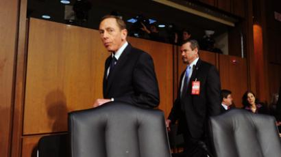 David Petraeus (AFP Photo / Karen Bleier)