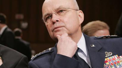 Director of the CIA General Mike Hayden (Reuters/Larry Downing)