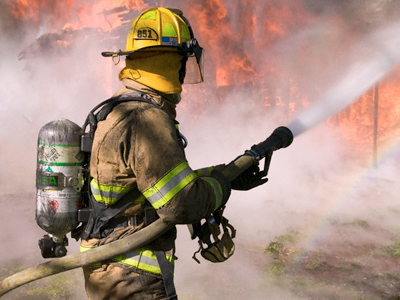 White firefighters won racial discrimination suit