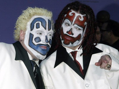 Insane Clown Posse files lawsuit against FBI