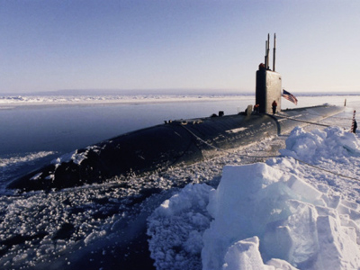 New and very cold war: Battle for the Arctic