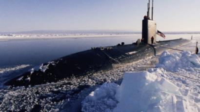 A new cold war could be on the horizon in the Arctic.