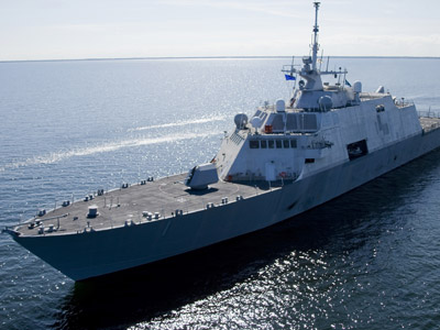 Pentagon admits: Navy's newest warship can't survive combat