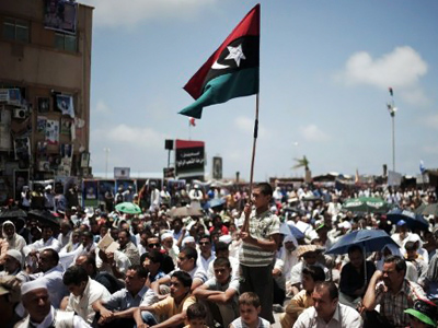 Congress defunds Libyan war