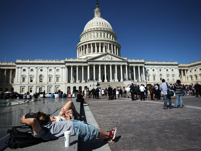 U.S. Capitol.(AFP Photo / Win McNamee)