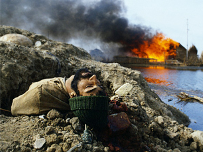 Controlled chaos in Iraq six years on