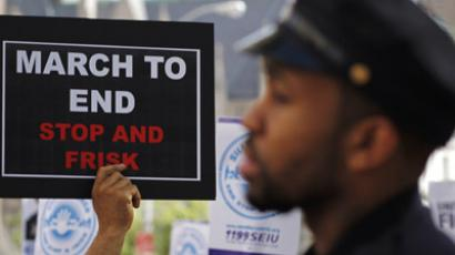 NYPD's stop-and-frisk goes on trial