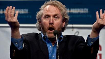 Andrew Breitbart (AFP Photo / Nicholas Kamm)