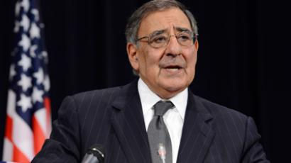 US Defense Secretary Leon Panetta (AFP Photo / Thierry Charlier)
