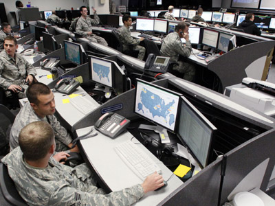 The Pentagon is creating a next-generation cyberweapon.(Reuters / Rick Wilking)