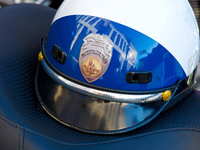 Cop unlawfully disciplined for critiquing DC crime prevention program