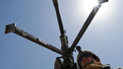 American satori: Afghan war should be over