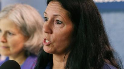 Cheri Honkala (Mark Wilson / Getty Images / AFP)