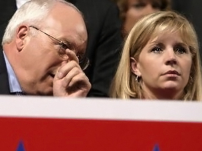 Dick Cheney's daughter jumps into political fray with attack on Obama, Russia