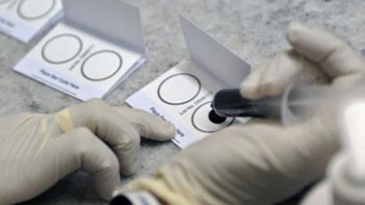 Russia steps up crimefighting with creation of DNA database